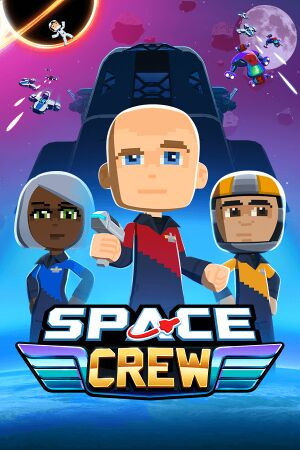 Space Crew cover