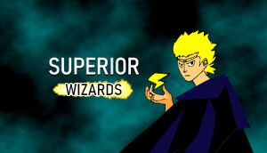Superior Wizards cover