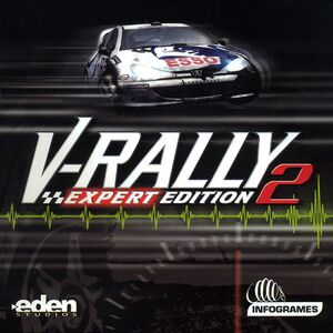 V-Rally 2 Expert Edition cover
