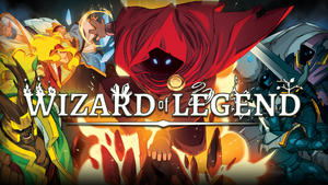 Wizard of Legend cover