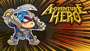 Adventure Hero cover