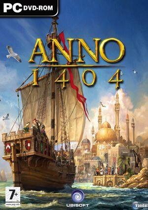Anno 1404 cover