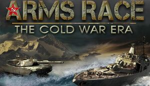 Arms Race - TCWE cover