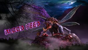 Blood Feed cover