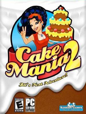 Cake Mania 2 cover