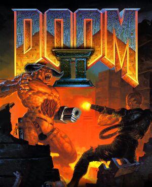 DOOM II Classic cover