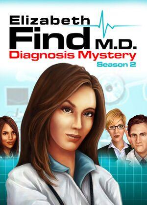 Elizabeth Find M.D. - Diagnosis Mystery - Season 2 cover