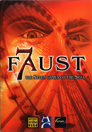 Faust: The Seven Games of the Soul cover