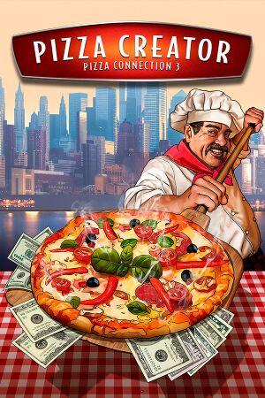 Pizza Connection 3 - Pizza Creator cover