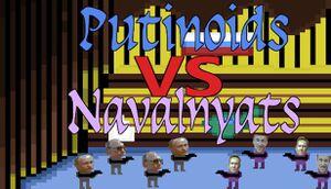 Putinoids VS Navalnyats cover
