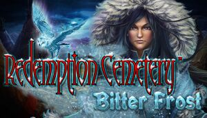 Redemption Cemetery: Bitter Frost cover