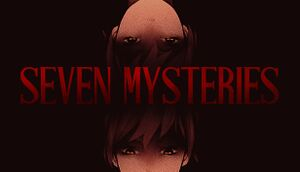 Seven Mysteries: The Last Page cover