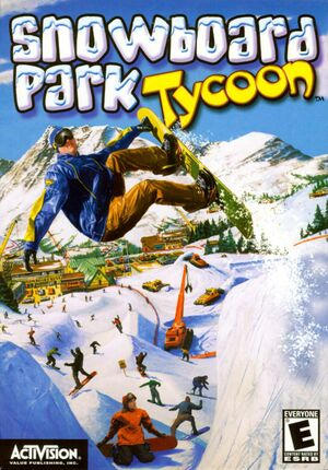 Snowboard Park Tycoon cover