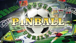 Soccer Pinball Thrills cover
