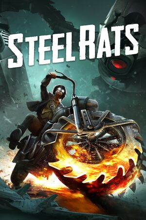 Steel Rats cover