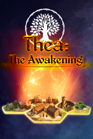 Thea: The Awakening cover