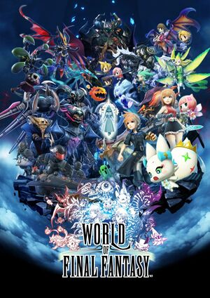 World of Final Fantasy cover