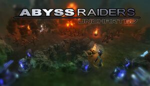 Abyss Raiders: Uncharted cover