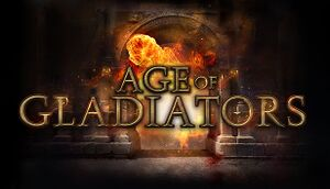 Age of Gladiators cover