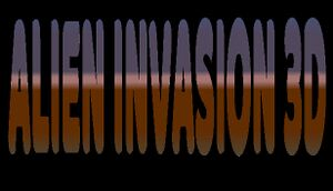 Alien Invasion 3d cover