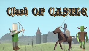 Clash of Castle cover