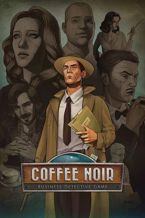 Coffee Noir cover