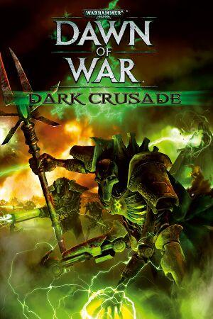 Warhammer 40,000: Dawn of War: Dark Crusade cover