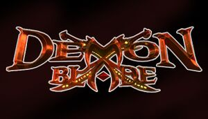 Demon Blade VR cover