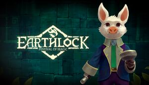 Earthlock: Festival of Magic cover