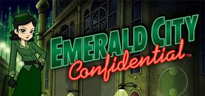 Emerald City Confidential cover