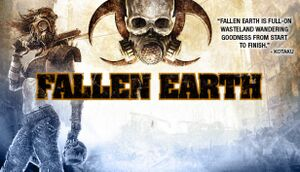 Fallen Earth cover