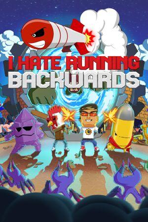 I Hate Running Backwards cover