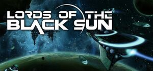 Lords of the Black Sun cover