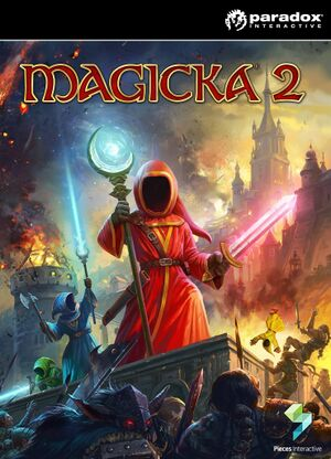 Magicka 2 cover