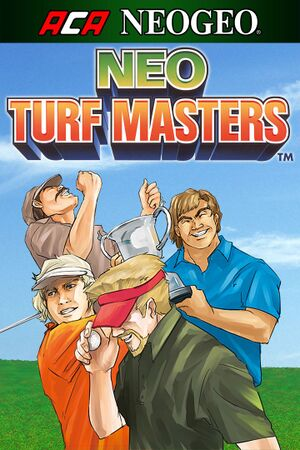Neo Turf Masters cover