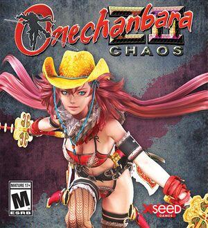 Onechanbara Z2: Chaos cover