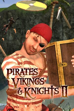 Pirates, Vikings, and Knights II cover