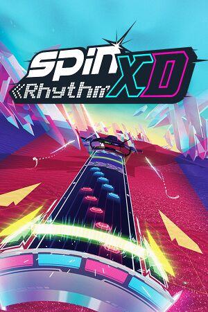Spin Rhythm XD cover