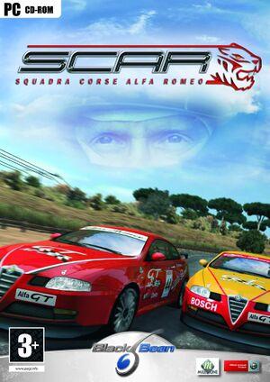 SCAR Squadra Corse Alfa Romeo cover