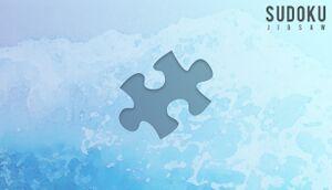 Sudoku Jigsaw cover
