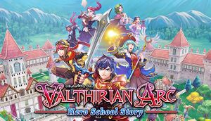 Valthirian Arc: Hero School Story cover