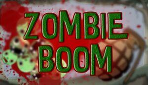 Zombie Boom cover