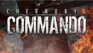 Chernobyl Commando cover