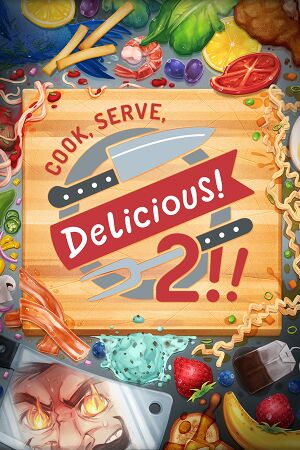 Cook, Serve, Delicious! 2!! cover