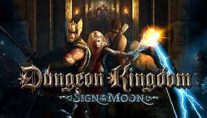 Dungeon Kingdom: Sign of the Moon cover