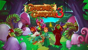 Gnomes Garden 3: The Thief of Castles cover