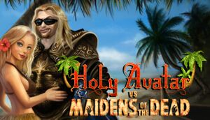 Holy Avatar vs. Maidens of the Dead cover