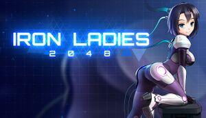 Iron Ladies 2048 cover