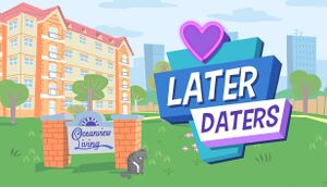 Later Daters cover