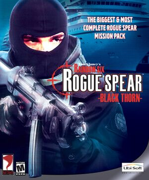 Tom Clancy's Rainbow Six: Rogue Spear: Black Thorn cover